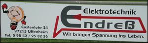 Elektrotechnik Endreß